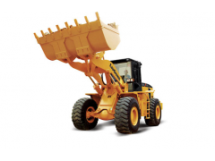 柳工CLG856轮式装载机