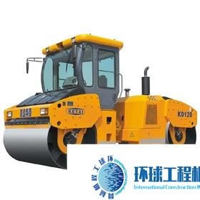 青岛科泰双钢轮压路机 整机图集 (5)