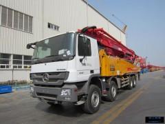 HB53K混凝土泵车