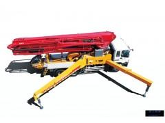 HB60K混凝土泵车