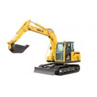 E680F挖掘机