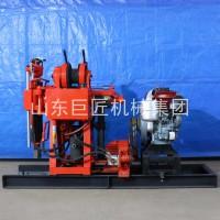 百米岩芯钻机XY-100小型地质勘探钻机地质勘探岩芯取样