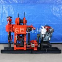 山东巨匠XY-150地质勘探钻机150米岩芯取样钻机