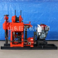 180米地质勘探钻机液压地质钻机岩芯取样速度快