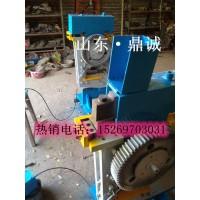 山东济南联合角钢冲剪机小型剪切机多功能角铁冲孔机