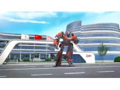 鼎力高空作业机器人 (1123播放)