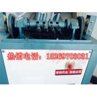 安徽合肥DCJXJ-32型钢筋除锈机优质钢筋抛光机