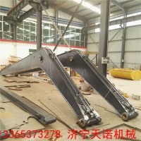 生产销售住友300 挖掘机20米加长臂标准臂岩石臂可定制