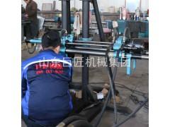 金属矿山坑道钻机200米探矿取样钻机