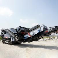 上海派克斯移动式建筑垃圾粉碎机价格