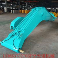 挖掘机加长臂 钩机加长臂生产厂家 咨询济宁天诺机械