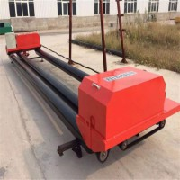 供应腾宇TYTP-6.5M三滚轴摊铺机 厂家直销质优价廉