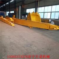 小松400 24米挖掘机加长臂 挖机长臂生产厂家